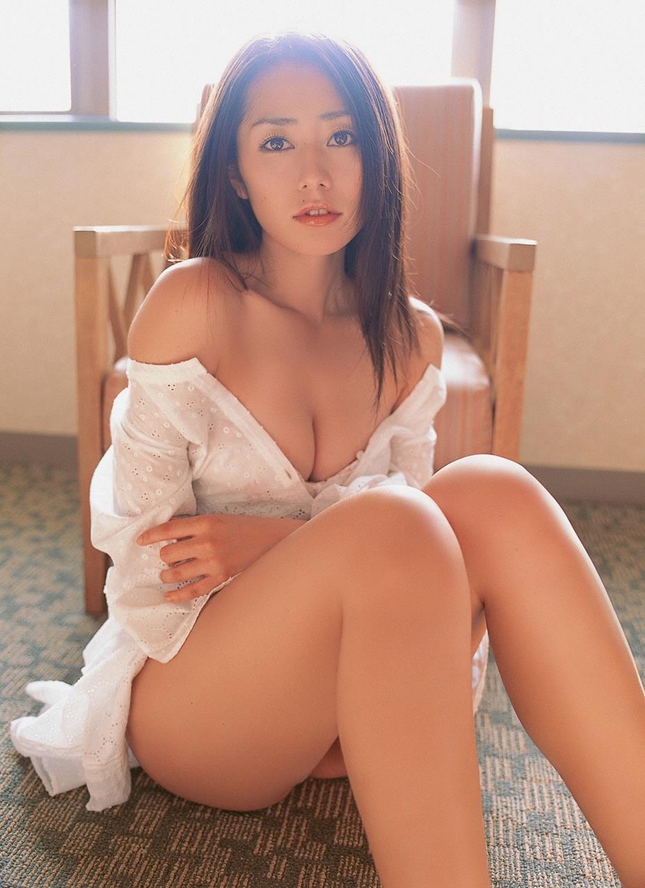 谷桃子さんの水着
